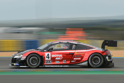 #4 Team Speed Car Audi R8 LMS Ultra: Rémy Deguffroy, Joseph Collado, Pascal Destembert