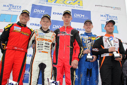 DSKC Sieger Rennen 1. Max Tubben; Christoph Hold; Paul Maximilian; Enrico Prosperi; Tobias Mähler
