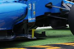 Manor Racing MRT05: Detail