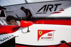 Charles Leclerc, ART Grand Prix