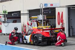#8 Race Performance, Ligier JSP3 - Nissan: Marcello Marateotto, Giorgio Maggi