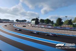 F1 2018 ekran görüntüsü