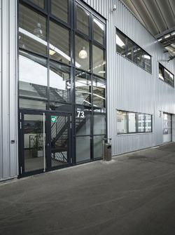 Edificio del Team Porsche