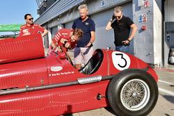 Себастьян Феттель, Ferrari, старовинна Ferrari