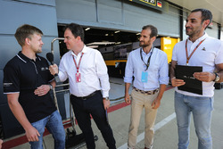 Infiniti Engineering Academy con James Allen e Cyril Abiteboul, Managing Director, Renault Sport F1 Team