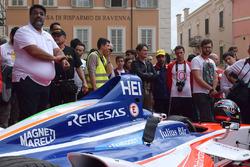 Dilbagh Gill, Mahindra Racing