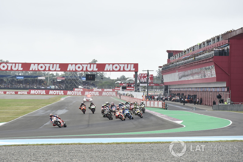 Jack Miller, Pramac Racing, race start