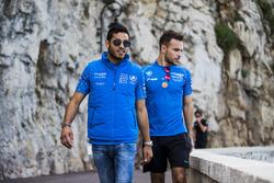 Roy Nissany, Campos Racing, Luca Ghiotto, Campos Racing