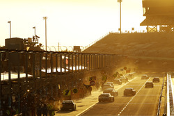 Brendan Gaughan, Richard Childress Racing Chevrolet, Scott Lagasse Jr, Justin Allgaier, JR Motorspor