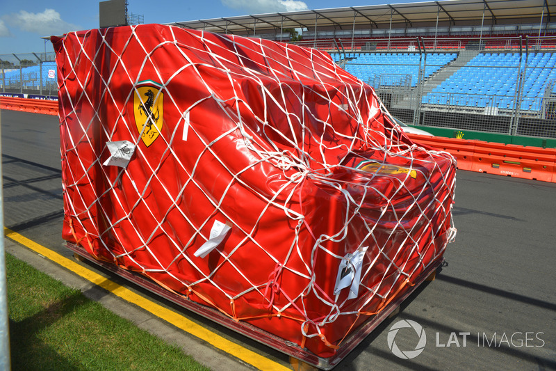 Ferrari kargosu