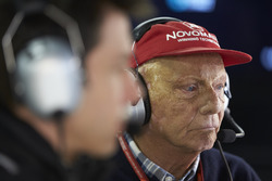 Niki Lauda, Non-Executive Chairman, Mercedes AMG F1