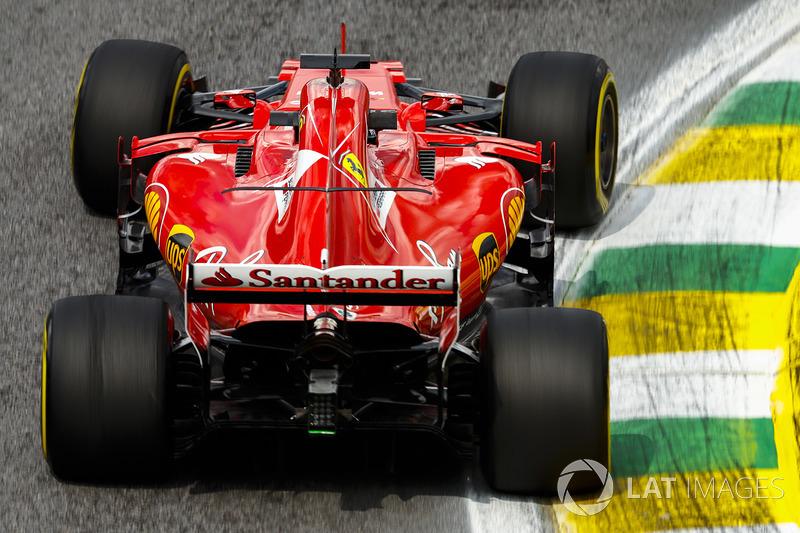 ainda na briga pelo vice, Sebastian Vettel ficou em quarto