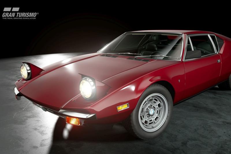 De Tomaso Pantera '71