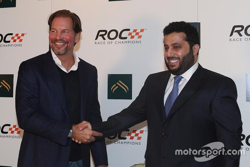 الإعلان عن سباق الأبطال في السعودية
