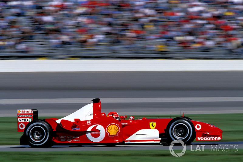 70勝目:2003年アメリカGP