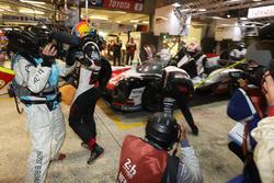 #8 Toyota Gazoo Racing Toyota TS050: Фернандо Алонсо