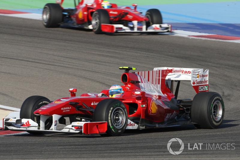 2010, Гран Прі Бахрейну