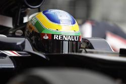 Bruno Senna, Williams FW34