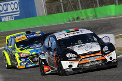 Fabrizio Fontana, Simona Savastano, Ford Fiesta WRC