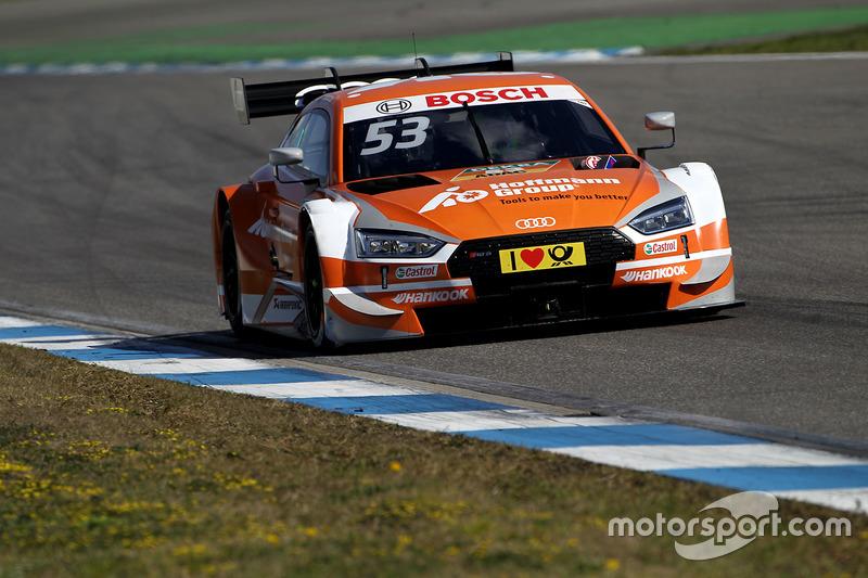 #53 Jamie Green, Audi Sport Team Rosberg, Audi RS 5 DTM