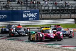#10 OREGON Team Norma M 30 - Nissan: Clément Mateu, Andres Mendez, Riccardo Ponzio