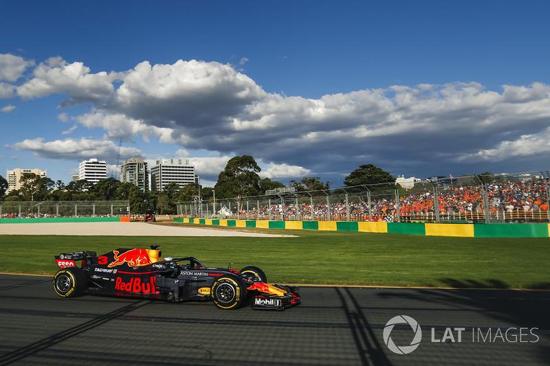 4e : Daniel Ricciardo (Red Bull Racing)