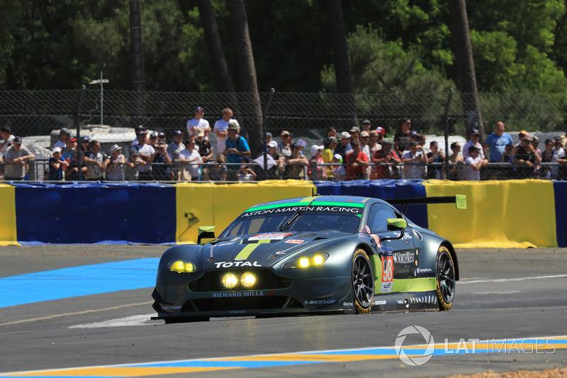 8. LMGTE-Am: #98 Aston Martin Racing, Aston Martin Vantage