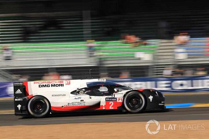 2. LMP1: #2 Porsche Team, Porsche 919 Hybrid