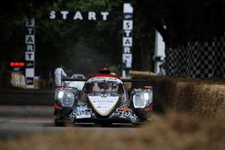 Jackie Chan DC Racing ORECA 07, second place 2017 Le Mans 24 Hours