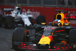 Даніель Ріккардо, Red Bull Racing RB13, Ленс Стролл, Williams FW40
