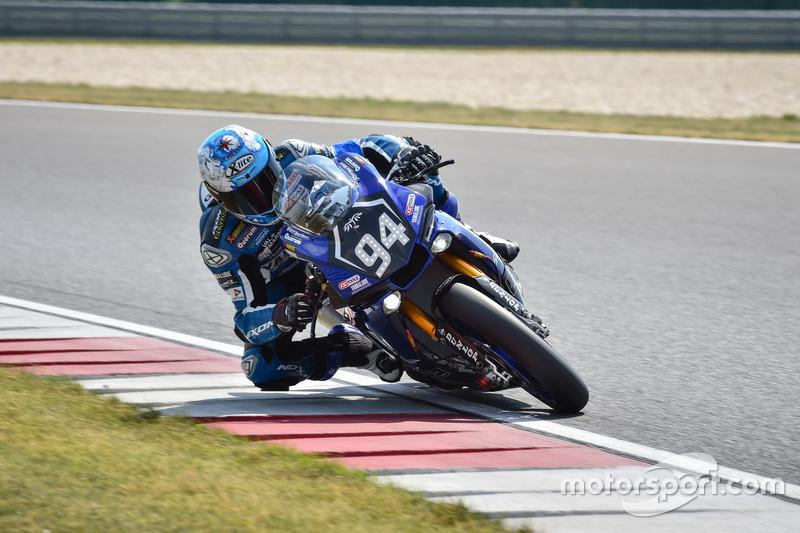 #94 GMT94 Yamaha, Yamaha: David Checa, Niccolo Canepa, Mike di Meglio
