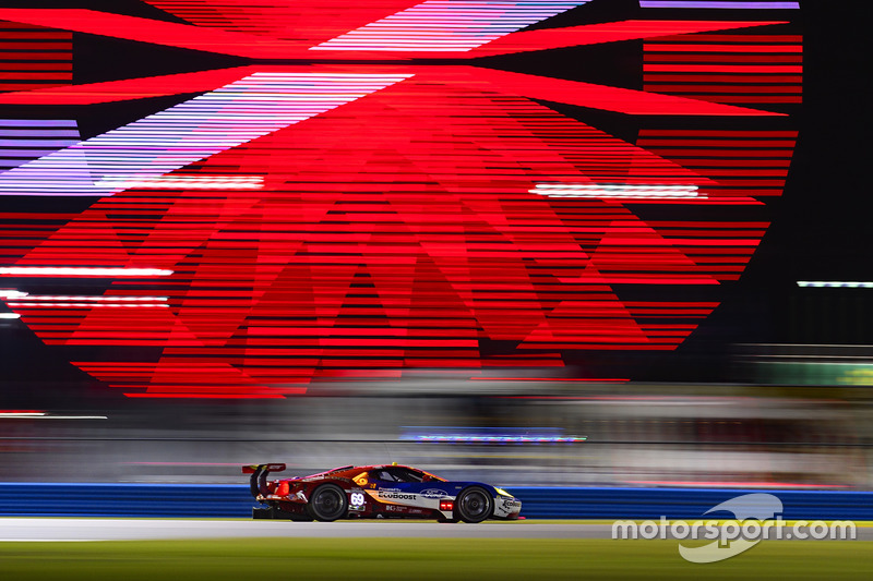 1. #69 Ford Performance Chip Ganassi Racing Ford GT: Andy Priaulx, Harry Tincknell, Tony Kanaan