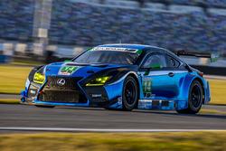 #14 3GT Racing Lexus RCF GT3: Скотт Прюетт, Роберт Елон, Седж Карам, Джек Хоксворт