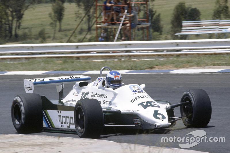 Keke Rosberg, Williams FW07C-Ford Cosworth