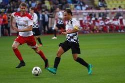 Felipe Massa, Williams en el partido de fútbol World Stars