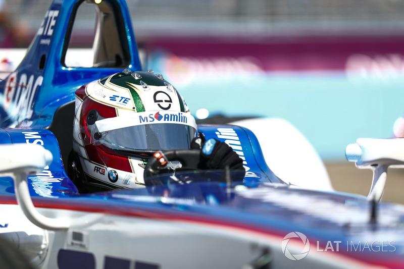 Антоніу Фелікс да Кошту, Amlin Andretti Formula E Team