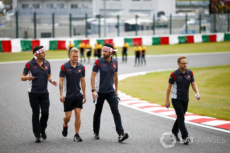 Кевін Магнуссен, Haas F1 Team, wз командою