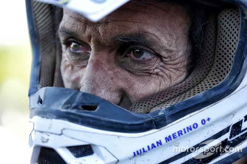 #86 Yamaha: Julian Merino