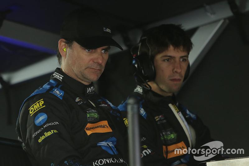Jeff Gordon, Ricky Taylor, Wayne Taylor Racing