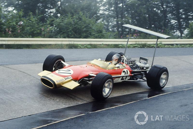 Lotus 49B (1968-1970)