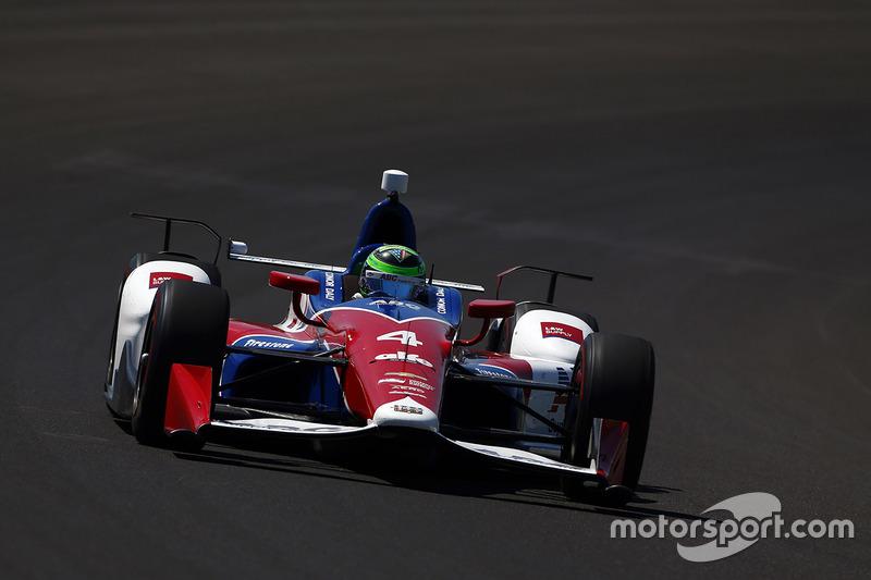 #4 Conor Daly, ABC Supply AJ Foyt Racing / Chevrolet