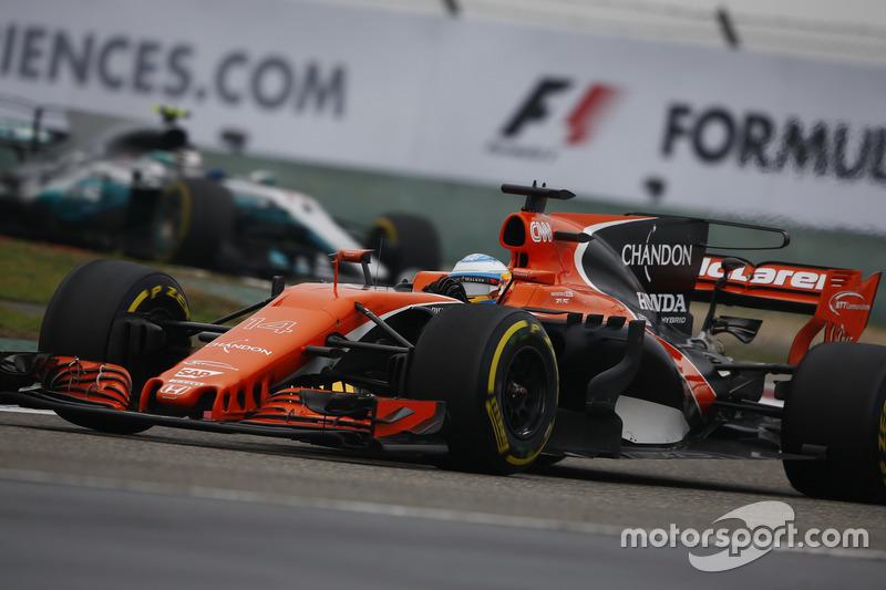 Fernando Alonso y la primera vez