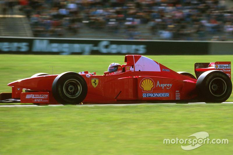 #5 : Michael Schumacher, Ferrari F310B