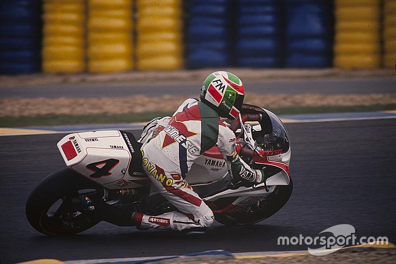 Fabrizio Pirovano, Yamaha