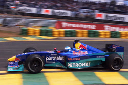 Mika Salo, Sauber Petronas
