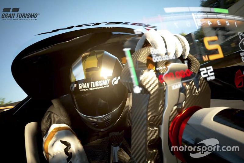 McLaren Ultimate Vision GranTurismo