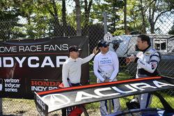 Jon Fogarty, Gainsco/Bob Stallings Racing, Ryan Eversley, RealTime Racing, Spencer Pumpelly, Magnus Racing