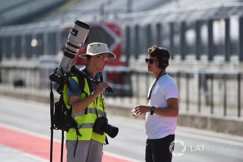 Nyck De Vries, McLaren