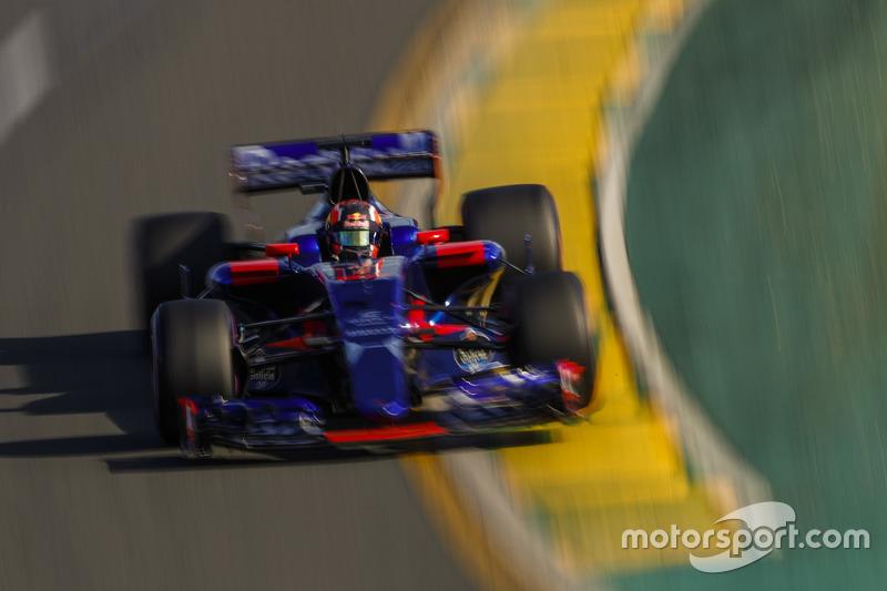 9. Daniil Kvyat, Scuderia Toro Rosso
