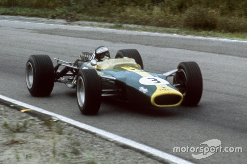 Jim Clark, Lotus 49 Ford